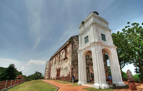Tempat-Menarik-Di-Melaka-Gereja-St.-John