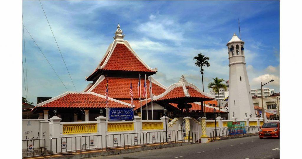 Tempat-Menarik-Di-Melaka-Masjid-Kampung-Hulu