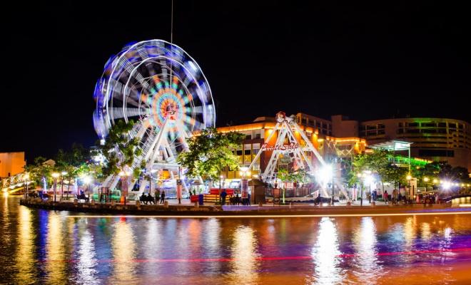 Tempat-Menarik-Di-Melaka-Melaka-River-Pirate-Park-Cruise