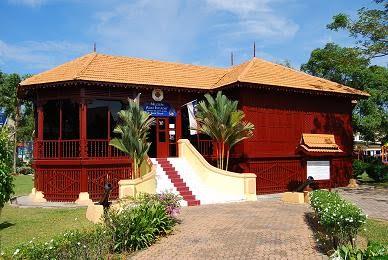 Tempat-Menarik-Di-Melaka-Muzium-Adat-Istiadat