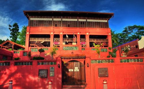 Tempat-Menarik-Di-Melaka-Muzium-Islam-Melaka