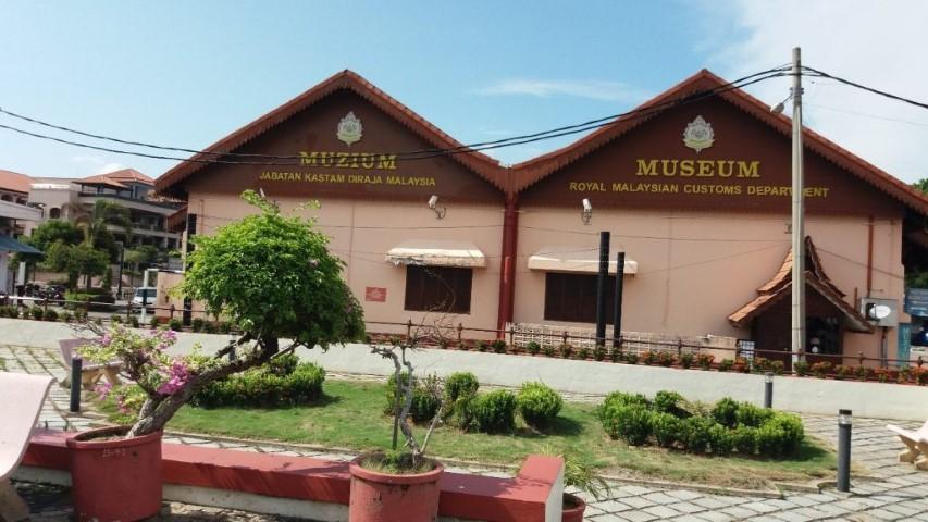 Tempat-Menarik-Di-Melaka-Muzium-Kastam-Melaka