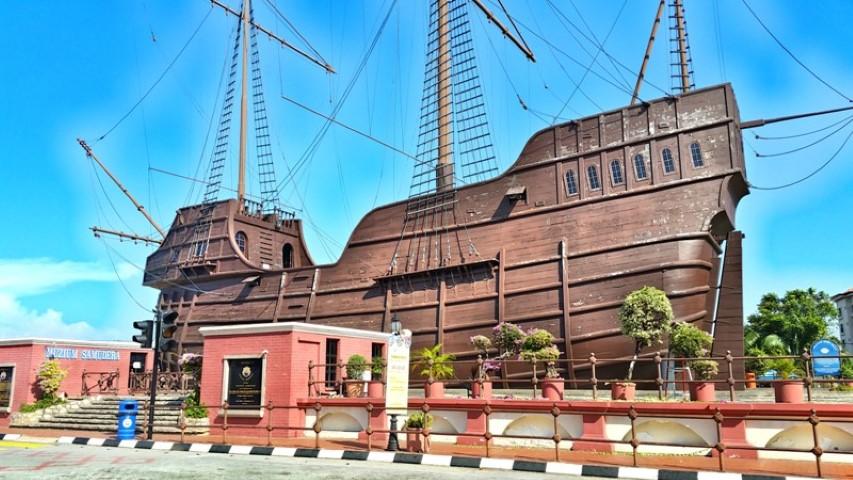 Tempat-Menarik-Di-Melaka-Muzium-Samudera