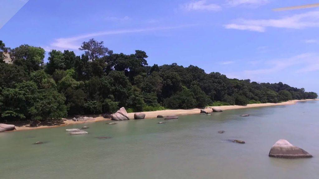 Tempat-Menarik-Di-Melaka-Pantai-Tanjung-Bidara