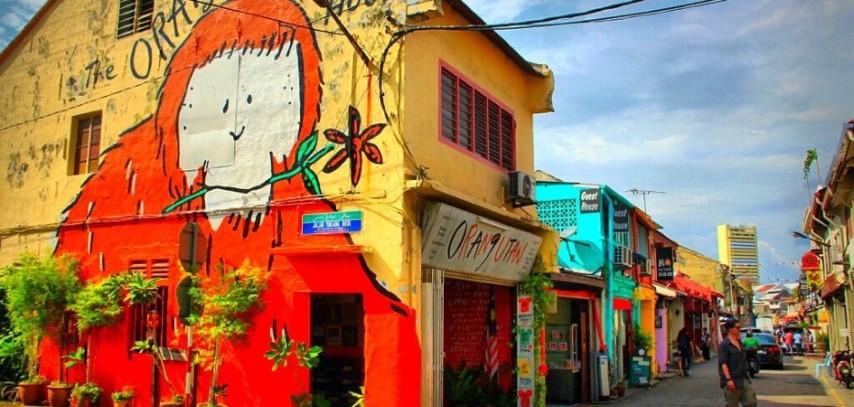 Tempat-Menarik-Di-Melaka-The-Orang-Utan-House