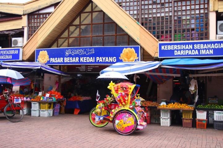 Tempat-Menarik-Di-Terengganu-Pasar-Payang