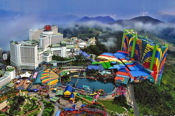 Tempat-Menarik-di-Pahang-Genting-Highland