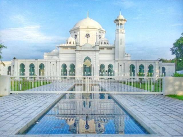 Tempat-Menarik-di-Pahang-Muzium-Masjid-Sultan-Abdullah