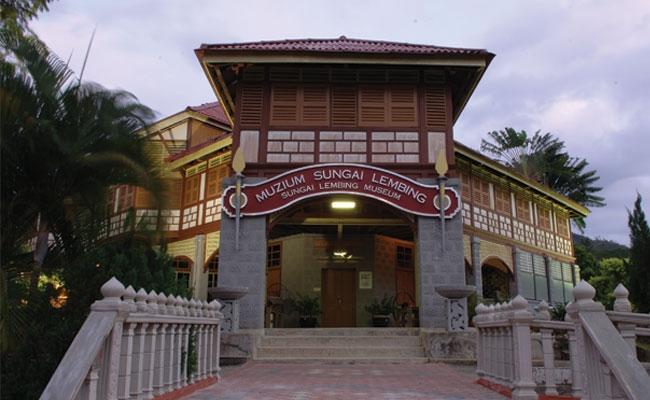 Tempat-Menarik-di-Pahang-Muzium-Sungai-Lembing