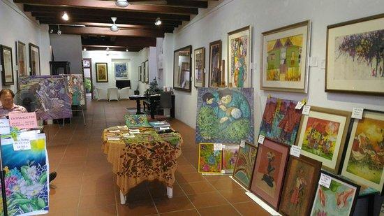 Tempat-Menarik-di-Penang-Batik-Painting-Museum