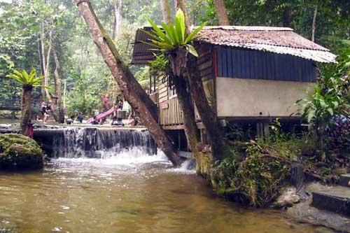 Tempat-Menarik-di-Selangor-Congkak-Eco-Resort