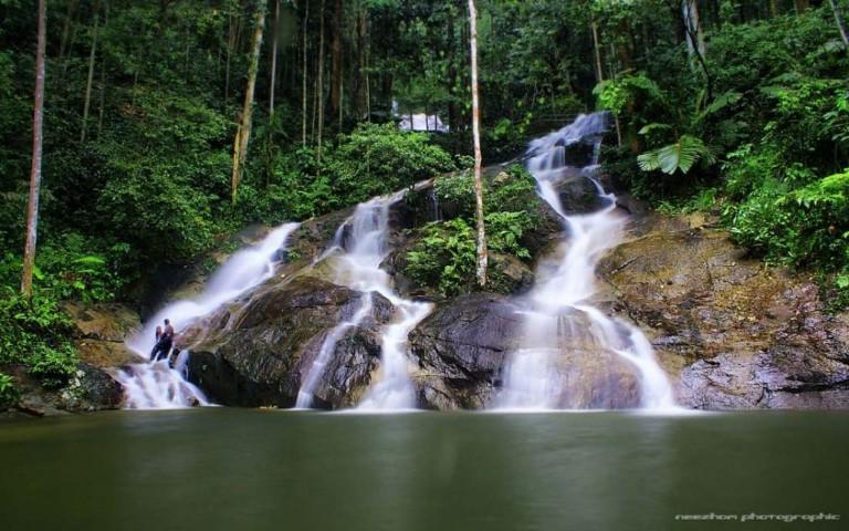 Tempat-Menarik-di-Selangor-Hutan-Lipur-Sungai-Kancing