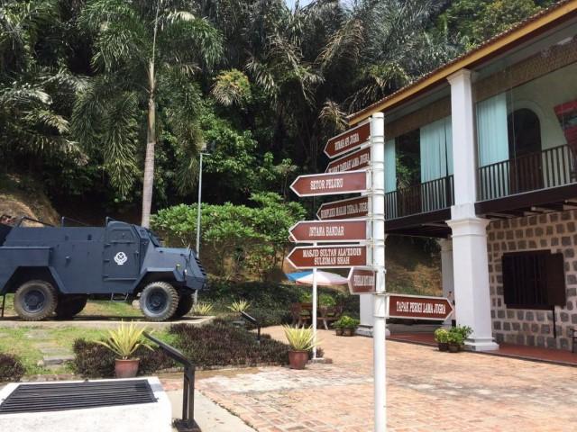 Tempat-Menarik-di-Selangor-Muzium-Insitu-Jugra