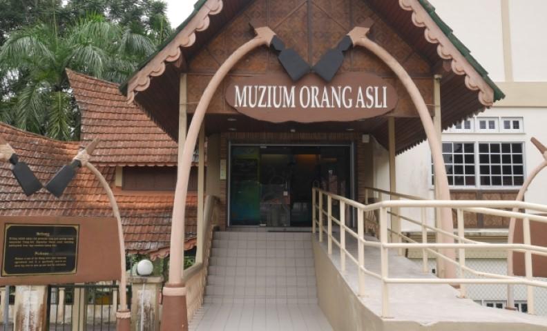 Tempat-Menarik-di-Selangor-Muzium-Orang-Asli-Gombak