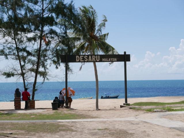Tempat-Menarik-Di-Johor-Pantai-Desaru