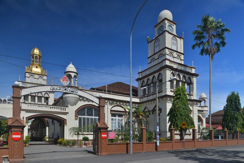 Tempat-Menarik-Di-Kelantan-Masjid-Muhammadi
