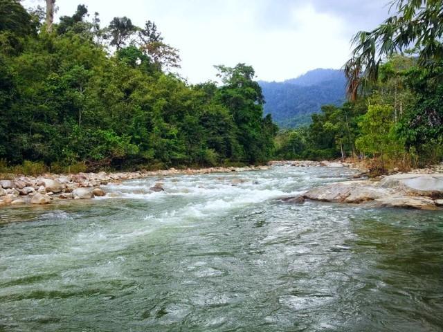 Tempat-Menarik-Di-Kelantan-Sungai-Kenerong