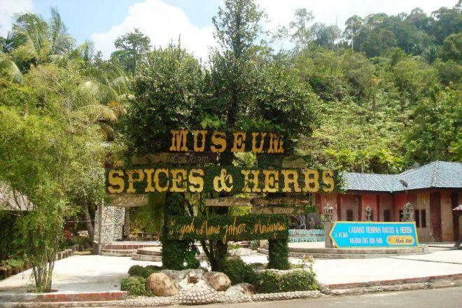 Tempat-Menarik-Di-Johor-Nasuha-Herbs-Spice-Farm