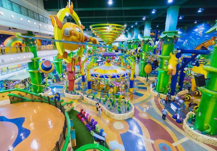 Tempat-Menarik-di-Berjaya-Times-Square-Theme-Park-6