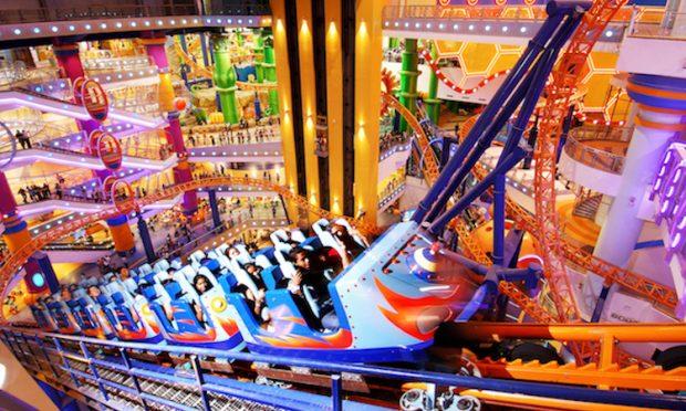 Tempat Menarik di Berjaya Times Square Theme Park -7