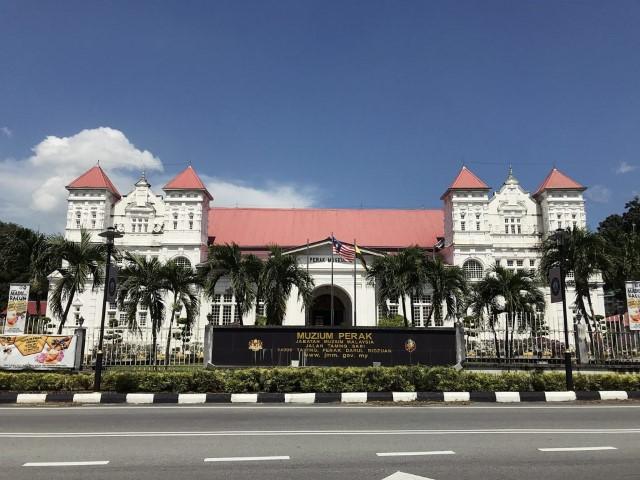 Tempat-Menarik-di-Perak-Muzium-Perak