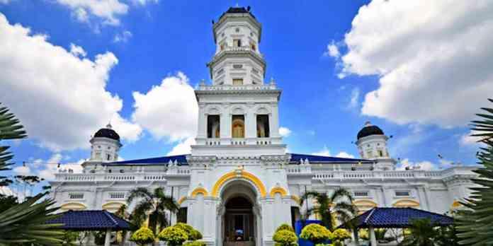 Masjid-Negeri-Johor