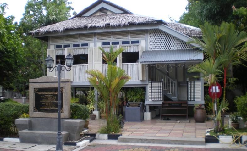 Tempat-Menarik-di-Kedah-Rumah-Kelahiran-Mahathir-Mohammad