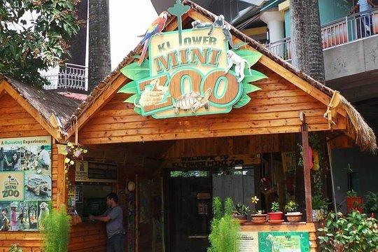 Tempat-Menarik-Di-Kuala-Lumpur-KL-Tower-Mini-Zoo