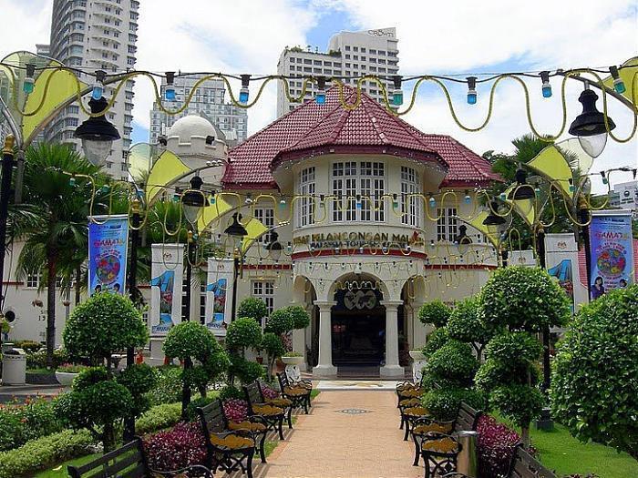 Tempat-Menarik-Di-Kuala-Lumpur-Malaysia-Tourism-Centre-MaTiC