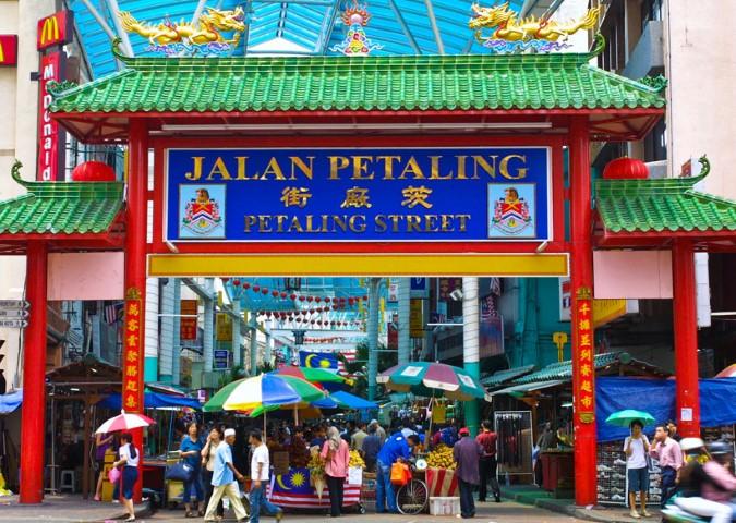 Tempat-Menarik-Di-Kuala-Lumpur-Petaling-Street