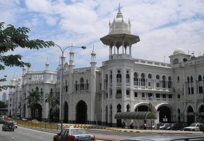 Tempat-Menarik-Di-Kuala-Lumpur-Stesen-Keretapi-Kuala-Lumpur