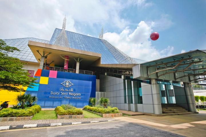 Tempat-Menarik-Di-Kuala-Lumpur-Balai-Seni-Visual-Negara