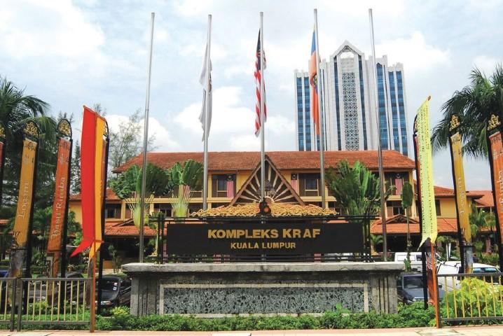 Tempat-Menarik-Di-Kuala-Lumpur-Komplek-Kraf-Kuala-Lumpur